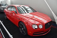 Bentley something…