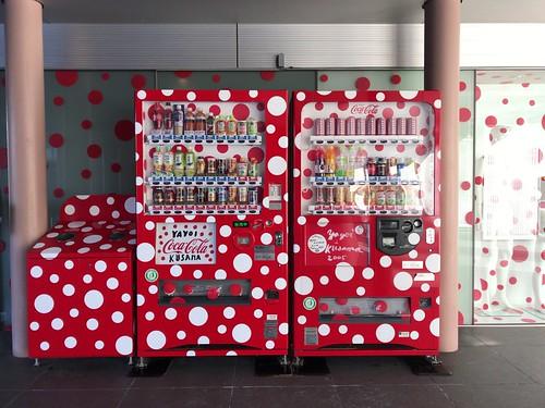 草間彌生 x Coca Cola