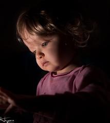 Playing with light (Wayne Cappleman (Haywain Photography)) Tags: wayne cappleman haywain photography flash low key farnborough hampshire toddler baby portrait