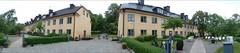 Långa Raden, Skeppsholmen (nilsw) Tags: panorama fotosondag fs150607