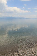 Quiet sea (G-AD) Tags: summer greece grèce kamena vourla