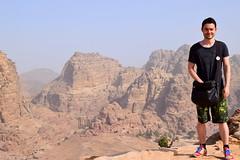 Up High (Keith Mac Uidhir  (Thanks for 4m views)) Tags: history archaeology architecture ancient petra unesco jordan wadi musa jordanien jordanie mousa nabatean   urdun  jordani rdn  jordnia    ptra      yordania   hordan  iordania   hordania jordnsko