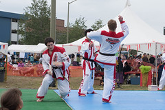 DC0_1122 (Eisbier) Tags: sport alaska training demo nikon do martial arts martialarts taekwondo anchorage tae tkd kwon champ blackbelt champmartialarts