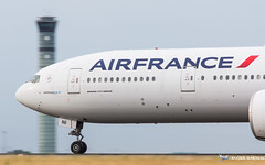 AIR FRANCE [CDG] (Orekaman) Tags: plane airplane airport aircraft aeroport jumbojet avion airfrance cdg boeing777 lfpg aviondeligne grosporteur fgzni