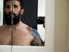 1540 365-355 - Slightly askew (mouchakof) Tags: ca usa selfportrait losangeles sandiego 365days mouchakofphotography