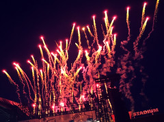 Almighty. (emilypallack) Tags: santa lighting clara concert fireworks stadium levis 2015 onedirection