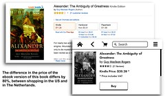The absurdity of Amazon ebook pricing