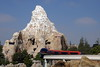 Disneyland Matterhorn and Monorail (GMLSKIS) Tags: disneyland disney matterhorn monorail amusementpark california anaheim