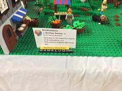 VA BrickFair 2015 Castle (EDWW day_dae (esteemedhelga)) Tags: castle lego bricks minifigs moc afol minifigures edww brickfair daydae esteemedhelga vabrickfair