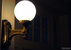 Light globe (Kindallas) Tags: light globe spot inside