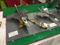 VA BrickFair 2015 Military Brickton AFB (EDWW day_dae (esteemedhelga)) Tags: bricks minifigs minifigures edww daydae esteemedhelga bricktonafb militaryvabrickfair2015brickfairlegomocafol