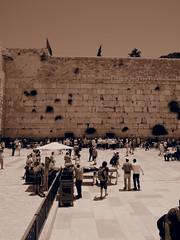 Western Wall, Jerusalem!