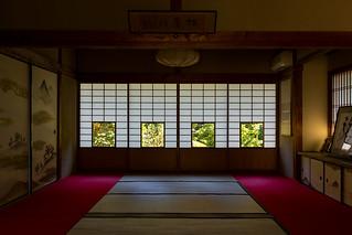 雲龍院 泉涌寺 / Unryu-in Sennyu-ji Temple