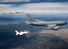 160829-F-HA566-349 (Jay.veeder) Tags: usaf thunderbirds f16 airforce usairforce usafads boitz threesisters oregon unitedstates us lion