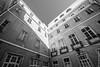 Palacio de Sao Cristovao (Caroline Vincelet) Tags: europe portugal lisbonne lisboa lisbon symétrie géométrie géométrique fenêtres windows