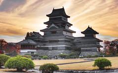 161113_Matsumoto_PB_2472 (louisalexis) Tags: japon japan novembre november matsumoto chateau castel 松本城 xvie siècle
