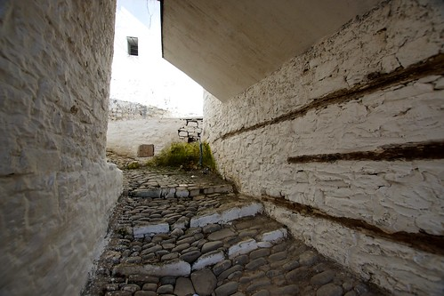 The impossible angles of Berat