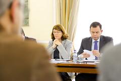 Pedro Passos Coelho reúne com os representantes do Setor Social