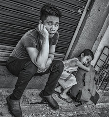 Tired from waiting (FotoGrazio) Tags: asian portrait composition teenager informalportraiture kid fotograzio photographicart internationalphotographer backpack worldphotographer face male drowsy boring sadness waynegrazio informalportrait streetphotography streetportrait digitalphotography people sad tired californiaphotographer adobephotoshop topazadjust flickr sitting 500px youngman waynesgrazio streetscene adobelightroom bored exhausted photographicartist photography expressions philippines boy resting sandiegophotographer pinoy man waiting child portraiture topazclarity poverty eyes filipino blackandwhite sleepy emotions faces poor