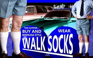 Walk socks And Walkshorts Ball s 2