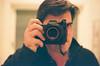 film and me (Keith Midson) Tags: selfit self selfportrait portrait film filmisnotdead canon t80 camera mirror vintage