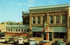 Cody, Wyoming, Irma Hotel, Grill (photolibrarian) Tags: codywyoming grill irmahotel