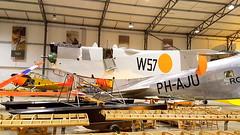 Van Berkel WA (replica) (sirgunho) Tags: lelystad aviodrome aviation museum airport dda stichting fokker preserved aircraft aeroplane luchtvaart van berkel wa replica