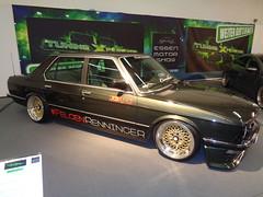BMW 5er E28 (911gt2rs) Tags: messe event show motorshow tuning tief low stance bimmer bbs wheels felgen youngtimer 520i 525i 530i 535i spoiler