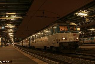 BB 67451 à Paris Est