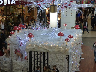 Santa's Grotto - Touchwood, Solihull