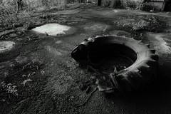 Out of business (kemoal08) Tags: azucarera yabucoa puerto rico sugar sony a6000 cane mill abandoned monochrome blanco y negro monocromático black white