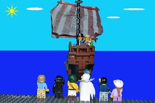 Bon voyage (366/366)