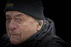 Well Traveled Photographer (wowography.com) Tags: 2017 atlanticocean d610 field10 january jonesbeach nikon200500mm winter 5387311 portrait firstportrait daylight streetphotography rugged gq begentile handheld whatistripodusedfor character distinguished candid