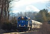 Corbin Road (grumpyff) Tags: pawling newyork ny dutchesscounty train railroad railway coach brookville bombardier bl20gh 111 metronorth commuter commute travel passenger corbinroad mta mncr locomotive diesel