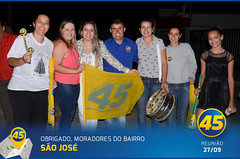 campanha_dinho_braz_bairro_são_josé (Projeto Ágora) Tags: campanha eleitoral dinhodobraz eleições2016 bairrosãojosé 45 prefeito viceprefeito