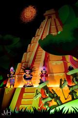 Mexico (Jojo_VH) Tags: 2016 dlp disneylandparis april attraction darkride disney itsasmallworld