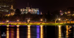 Inverness Castle in Winter (Impact Imagz) Tags: inverness highlands scottishhighlands scotland visitscotland historicscotland cityscape christmas christmaslights castle invernesscastle riverness nessislands city river lights nightphotography nightscape