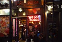 Big Ass Slices (raymondclarkeimages) Tags: canon 6d usa raymondclarkeimages 8one8studios rci philly philadelphia 2470mm28 people food pizza brickoven sandwiches bigassslices restaurant marketstreet pizzashop outdoor night flickr google yahoo