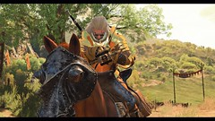 Reload fast (simonmino) Tags: witcher3 gearlt horse roach combat toussaint