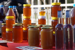 Albanian honey