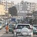 Traffic in Brazzaville