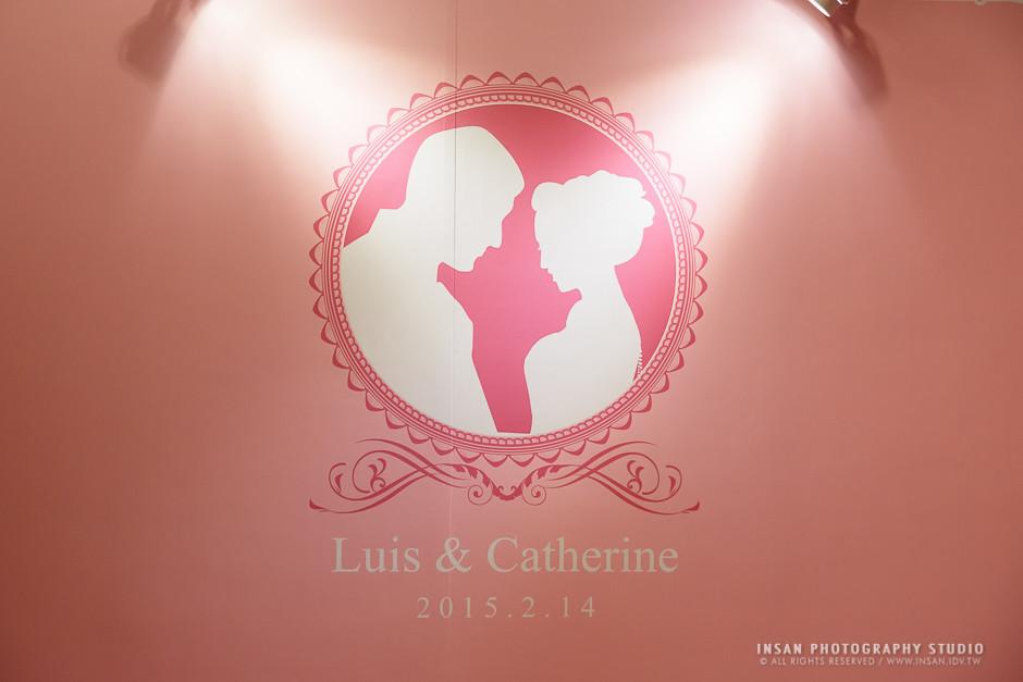 [婚禮記錄] Luis+Catherine  //婚宴@ {台北遠企香格里拉 }