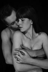 DSC_00159 (saralinnpersson) Tags: portrait love couple young romance trust tenderness boyfriendgirlfriend