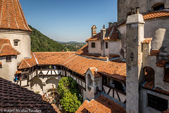 Bran Castle (Askjell's Photo) Tags: tower castle monster blood vampire ghost medieval dracula queen romania bite undead fangs ro fortress brasov vlad impaler bran middleage tepes hounted judeulbraov