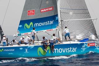 """El """"Movistar"""", vencedor de la Copa del Rey MAPFRE"""