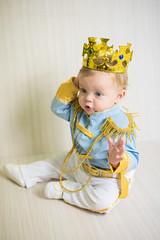 Ncolas - 11 meses (Mateus Andr) Tags: baby smile ensaio happy kid nikon king gente amor bonito famlia d750 sorriso criana fullframe rei menino babyboy gois estdio loiro nikond750