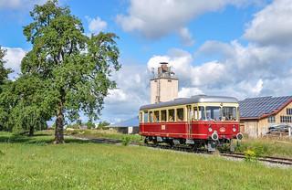 T 06 der UEF(Ulmer Eisenbahn Freunde)