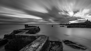 St Monans Pier - Scotland