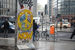 Remains of Berlin wall (Tom_Edwards05) Tags: berlin 2016 wall geotagged geo:lat=5250993146 geo:lon=1337620050 december architecture graffiti paint peace potsdamer platz tom edwards tomedwards05 tomedwards