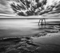 Cabo cervera (Miguel Ángel Giménez-Murcianico) Tags: blancoynegro blackandwhite filtros filter paisaje landscape canon 6d cabo cervera alicante longexposure nubes clouds fugas